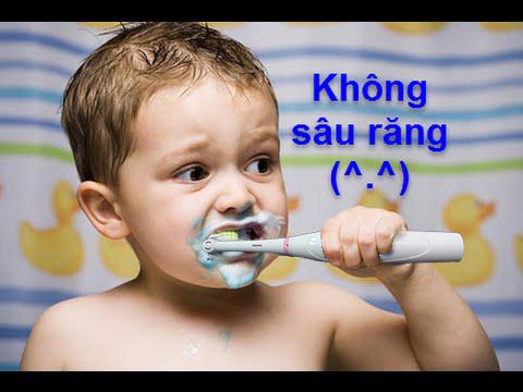 Khi nào nên tập cho bé đánh răng